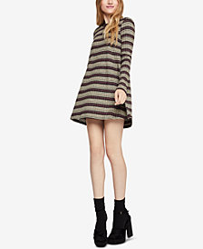 BCBGeneration Striped A-Line Dress