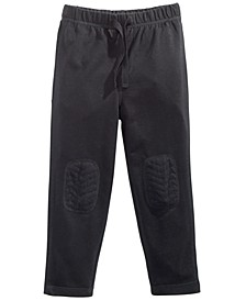 Toddler Boys Knee-Patch Pants, Created for Macy's