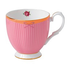Royal Albert Candy Mug Sweet Stripe