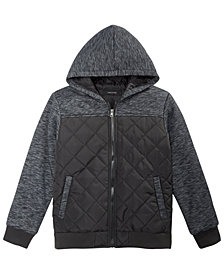 Ring of Fire Big Boys Hooded Mason Jacket, Created for Macy's