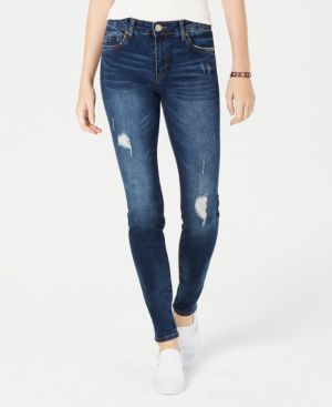 Kut From The Kloth Toothpick High-Rise Skinny Jeans in Bunchberry