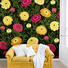 Iveta Abonlina Ranunculus Love 12'x8' Wall Mural