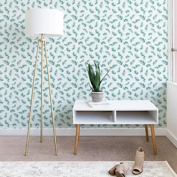 Deny Designs Gabriela Fuente Tropical Life 2'x10' Wallpaper