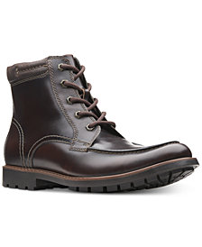 Clarks Men's Currington High Leather Boots