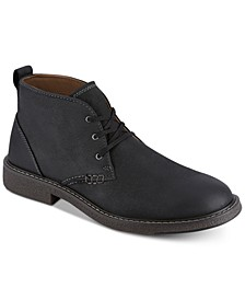 Men's Tulane Leather Desert Chukka Boots