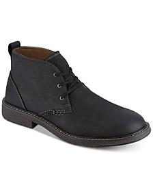 Men's Tulane Leather Desert Chukka Boots