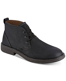 Dockers Men's Tulane Leather Desert Chukka Boots