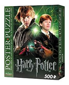 Wrebbit - Ron Weasley 500 Piece Poster Puzzle