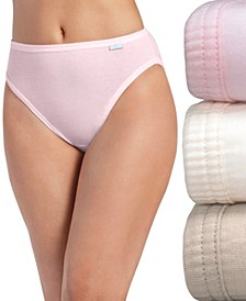 Elance French Cut 3 Pack Underwear 1485 1487, Extended Sizes