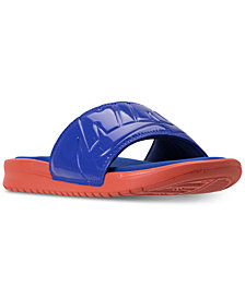 Nike Women's Benassi Just Do It Ultra SE Slide Sandals from Finish Line