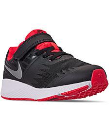 Nike Little Boys' Star Runner Just Do It Running Sneakers from Finish Line