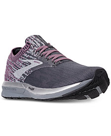 Brooks Women's Ricochet Running Sneakers from Finish Line