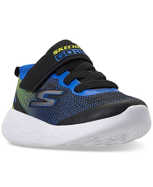 6a4f861af1d8 ... Skechers Toddler Boys  Skechers GOrun 600 Running Sneakers from Finish  ...