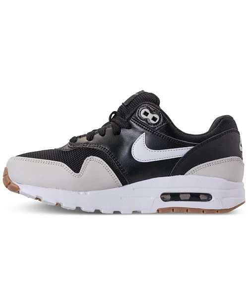 check out 44f4f ec04f ... Nike Boys  Air Max 1 Running Sneakers from Finish Line ...