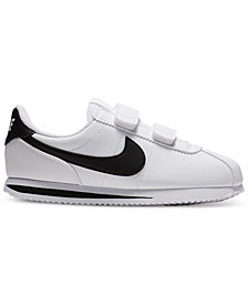 Nike Little Boys' Cortez Basic SL Casual Sneakers from Finish Line