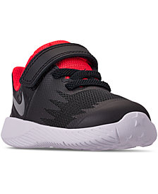 Nike Toddler Boys' Star Runner Just Do It Running Sneakers from Finish Line