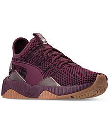 Puma Women's Defy Luxe Casual Sneakers from Finish Line