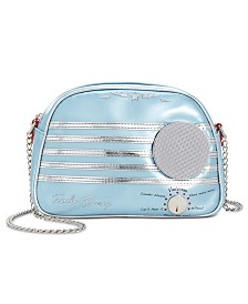 Betsey Johnson Vintage Radio Crossbody
