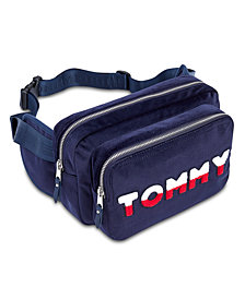 Tommy Hilfiger Tommy Velvet Convertible Belt Bag