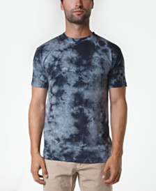 Original Paperbacks Men's Crystal Wash Tie Dye T-Shirt