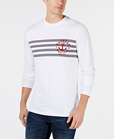 Barbour Men's Roanoke Logo Graphic Long Sleeve T-Shirt