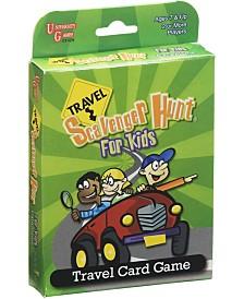 Scavenger Hunt For Kids - Travel Game