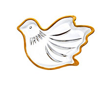 Godinger Dove Small Candy Dish