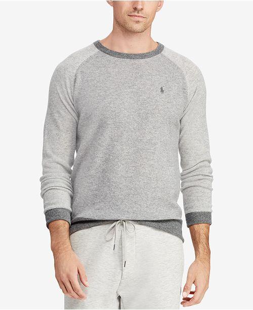 c1cf84a806115 Polo Ralph Lauren Men's Cashmere Sweater & Reviews - Sweaters - Men ...