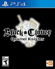 PS4 Blackclover Quarterknights