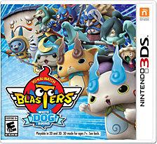 Nintendo 3DS Yo-Kai Watch Blasters White Dog