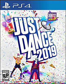 PS4 Just Dance 2019