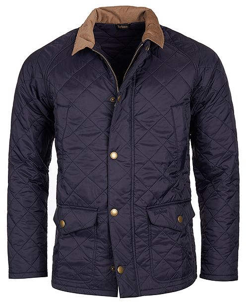 Barbour Mens Canterdale Quilted Jacket