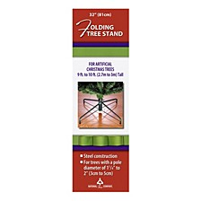 "National Tree 32"" Folding Tree Stand"