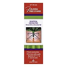 "National Tree 32"" Folding Tree Stand"