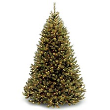 National Tree Rocky Ridge Medium Full Body Tree With 750 Clear Lights