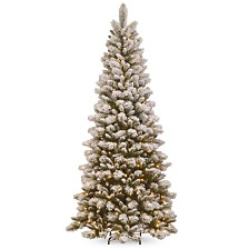 "National Tree 36"" Fiber Optic Fireworks Ornament Tree"