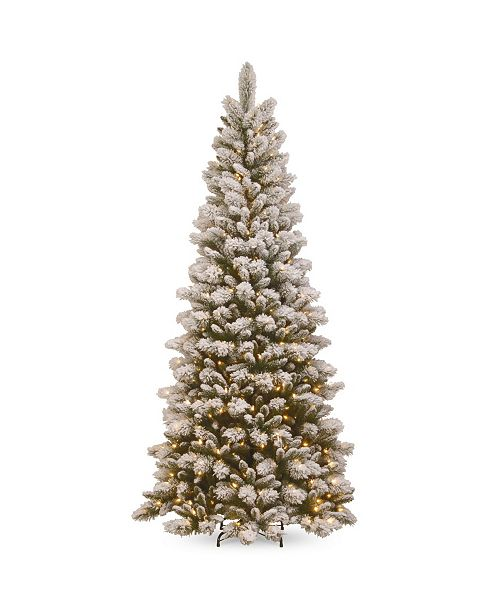 "National Tree Company National Tree 36"" Fiber Optic Fireworks Ornament Tree"