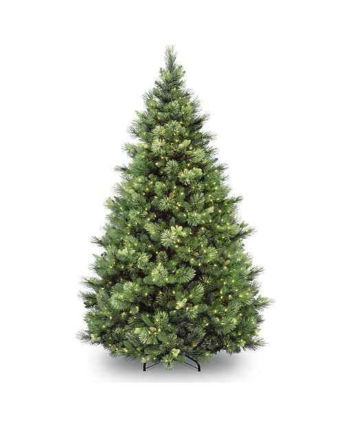 National Tree Company National Tree 7.5 Ft Carolina Pine tree
