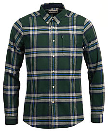 Barbour Mens Endsleigh Plaid Shirt