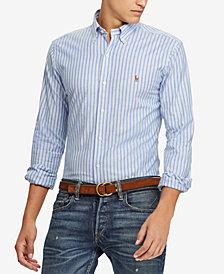 Polo Ralph Lauren Men's Slim Fit Stretch Oxford Shirt
