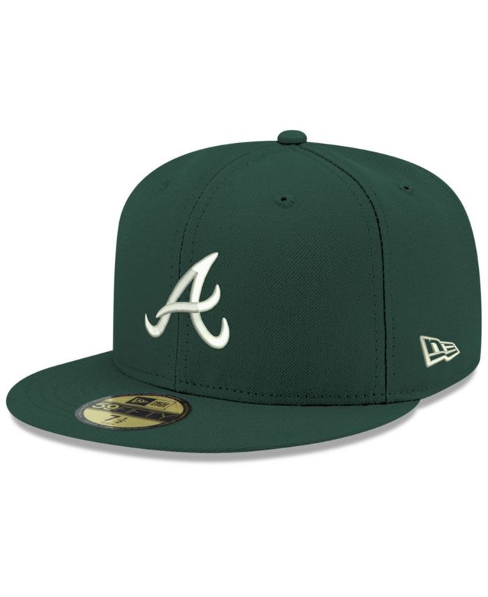 New Era Atlanta Braves Re-Dub 59FIFTY Fitted Cap & Reviews - Sports Fan Shop By Lids - Men - Macy's