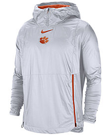 Nike Men's Clemson Tigers Fly Rush Jacket