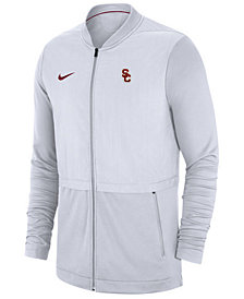 Nike Men's USC Trojans Elite Hybrid Full-Zip Jacket