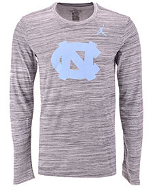 Nike Men's North Carolina Tar Heels Legend Travel Long Sleeve T-Shirt