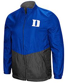 Colosseum Men's Duke Blue Devils Halfback Option Reversible Full-Zip Jacket