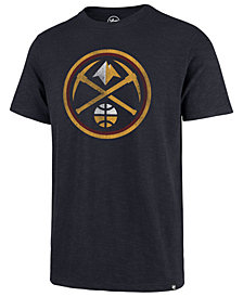 '47 Brand Men's Denver Nuggets Grit Scrum T-Shirt