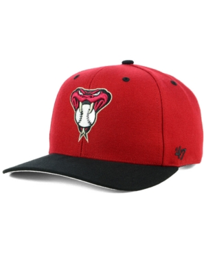 '47 Brand Arizona Diamondbacks 2 Tone Mvp Cap Men Activewear - Sports Fan Shop By Lids