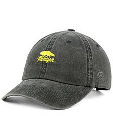 Top of the World Michigan Wolverines Local Adjustable Strapback Cap