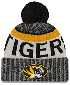 New Era Missouri Tigers Sport Knit Hat