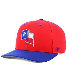 '47 Brand Texas Rangers 2 Tone MVP Cap